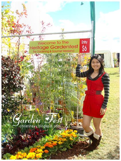 GardenFest 2009 TAFE