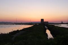 Sunset (Schano) Tags: sunset photo mediterraneo italia sale sicilia paesaggio salina trapani riservanaturale zonaumida abigfave dragongoldaward drepanum