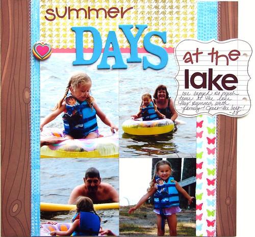 Summer Days at the Lake
