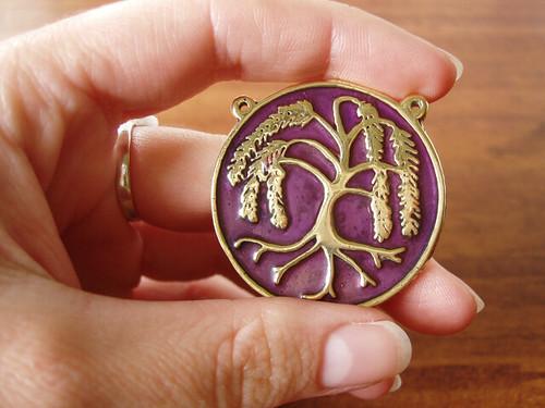 willow medallion