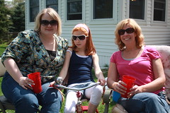 Monaca, Maddie and Cathie