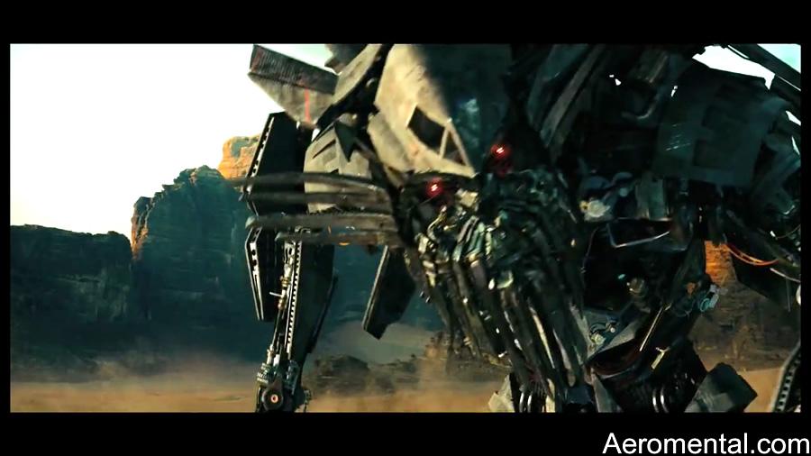 Tv Spots Transformers 2 Jetfire robot