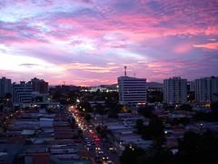 Barquisimeto ciudad Crepuscular