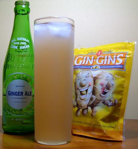 Gin Gin Highball