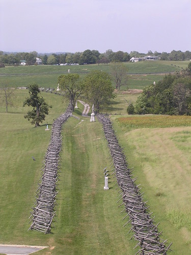 Antietam - Sunken Road 2