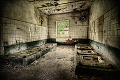 (hans jesus wurst) Tags: photoshop germany decay ddr brandenburg toilets hdr highdynamicrange abandonned photomatix hjw canoneos400d sigma1020mm1456dchsm ecayed hansjesuswurst moritzhaase russiantoilets kaserneneuthymen hjwphotography hjwphotogrpahy