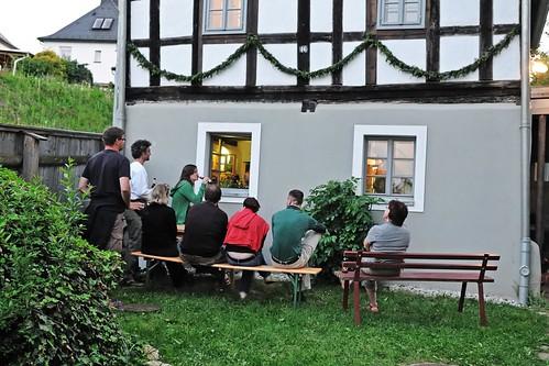 Flaxmill im Winkelmannschen Haus Triebes