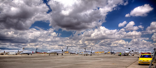 Choose your Jet, Madrid HDR