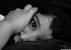 Sadness is beautiful ! .. (Jasmin Ahmad) Tags: photography sadness kid loneliness وحده تصوير حزن طفل