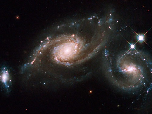 Grupo de galaxias ARP 274