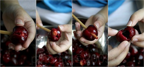 Manual Cherry Pitter