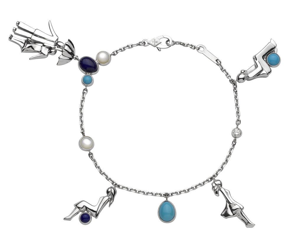 Van Cleef & Arpels - Romance ŕ Paris - Bracelet