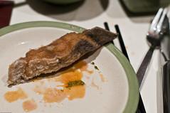 Deep-fried Pomfret