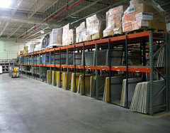warehouse space & pallet storage in Bedfordshire