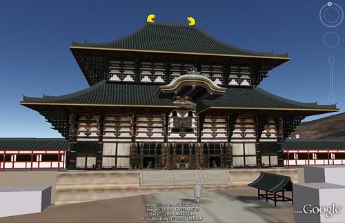 Google Earth Japan