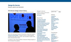 Recap « Design for Service_1244846236350