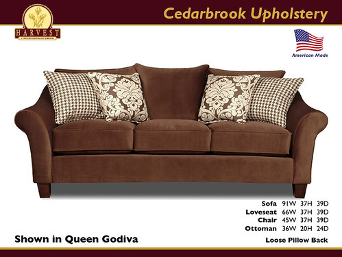 chocolate brown sofawhat color end tables thenest