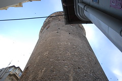 Galata Tower, Istanbul (Let Ideas Compete) Tags: travel tower turkey istanbul tourist historic attraction galata galeta touristcity muslimcountry secularcountry