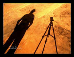 Glimpse of Photography (Anas Ahmad) Tags: pakistan shadow portrait brown texture me yellow self photography photo fuji floor image tripod semi finepix noon dslr glimpse ahmad karachi anas fd s8000 anasahmad anasahmadphotography
