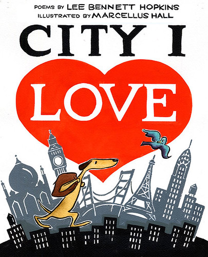 Review of the Day: City I Love by Lee Bennett Hopkins