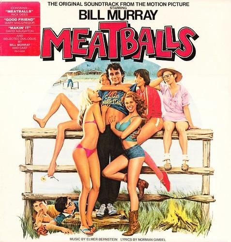 Meatballs Soundtrack