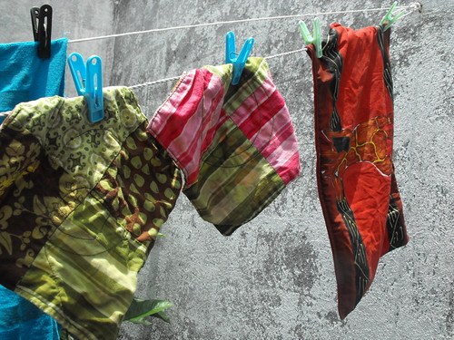 Primera lavada con Ecobola