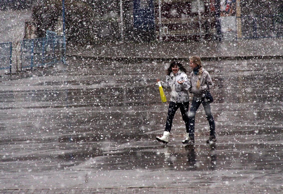 Снег идет снег идет