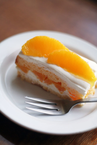 orange shortcake