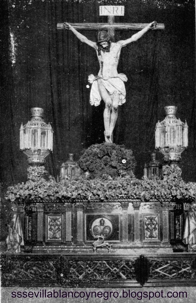 Stmo Cristo de la Buena Muerte 1927