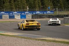 Car Racing F55 (James Simison) Tags: car race canon scotland track canon300d automotive racing circuit knockhill