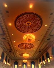 Grand (pjovertherainbow) Tags: windows pittsburgh ballroom greatshot chandeliers musictomyeyes williampennhotel diamondheart goldenappleaward