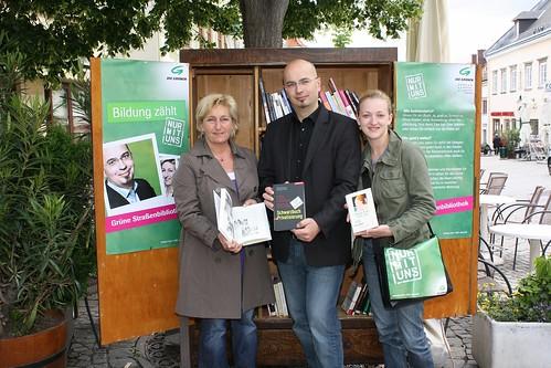 Photo Grüne Straßenbibliothek Eisenstadt