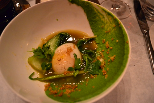 DC - Ripple Duck Egg in Broth