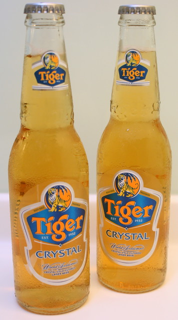 Tiger Beer Crystal