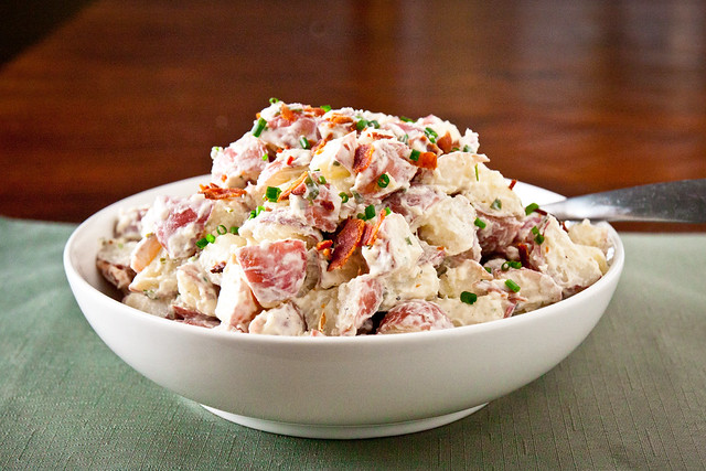 Bacon & Ranch Potato Salad