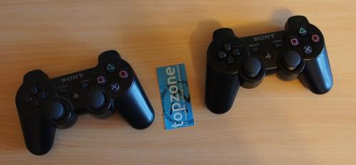 PS3 SIXAXIS DualShock 3 gamepadas tik u