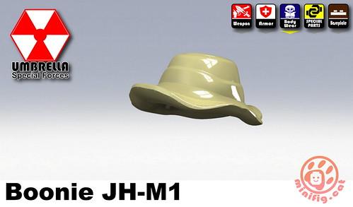 Custom minifig USF-JH-M1