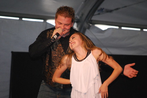 Jacob Nelson and Lacey Beegun AV Fair