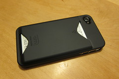 case-mate iPhone4専用 カードケース