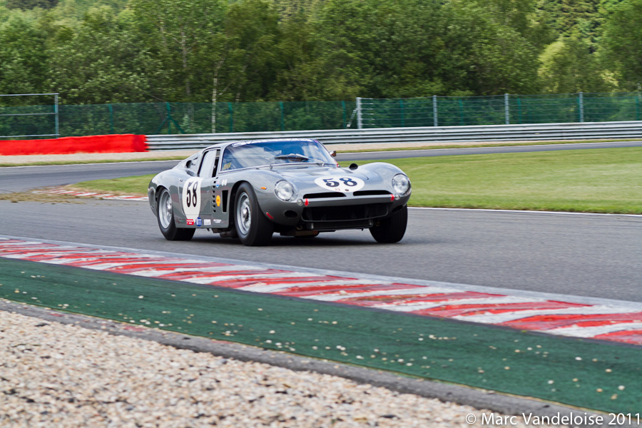 Spa Summer classic 2011 : le reportage 1/2 : Samedi 11 Juin 2011  5848143323_d8313ca866_o