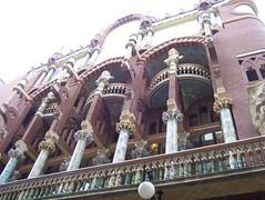161 - Palau de la Musica catalana