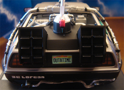 de lorean back