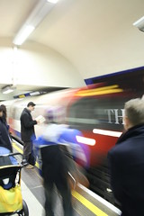 London_in_Bewegung_Underground (benjaminvonpidoll) Tags: