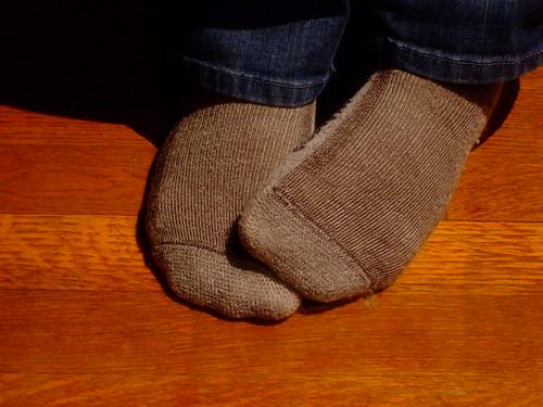 12/365 - warm toesies