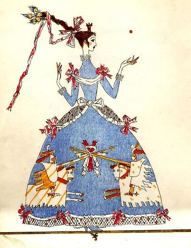 Babushka Vyuga (Frau Holle) - Grimm Brothers