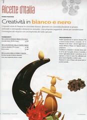 Ricetta Pubblicata sul numero di Gennaio 2009 Il Pasticciere Italiano. Mario Ragona