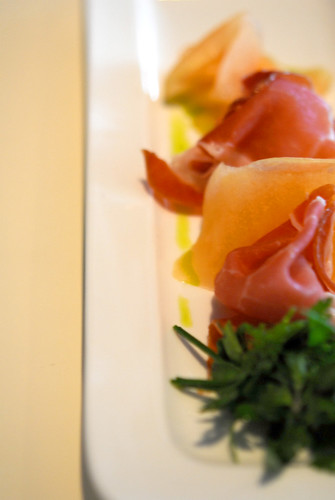 Parma Ham with melon - DSC_1958