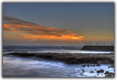 Shelly Park Tidal Pool (Michael.Sutton) Tags: longexposure sunrise landscape michael nikon photographer australian australia nsw hdr sutton desktopwallpaper tidalpool cronulla desktopbackground d90 sutherlandshire sutto platinumphoto anawesomeshot shellypark sutto007 fotographylife fotographylifecom michaelsuttonphotographycom michaelsuttonphotography mns007gmailcom suttocom