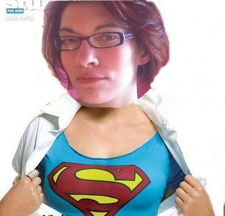 A Rather Unconventional Super GIrl