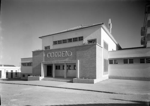 Estação de correios, Figueira da Foz (M. Novais, s.d.)